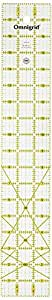 Omnigrid 81441 3-Inch by 18-Inch Quilter's Ruler