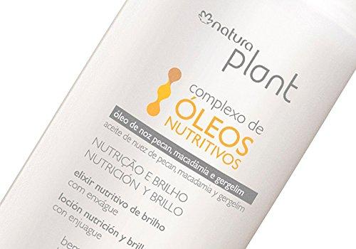 Amazon.com : Linha Plant (Nutricao e Brilho) Natura - Elixir ...