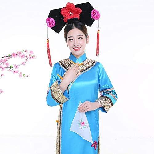 Homme Ancien Chinois Nationale Costume Tang Chinoise Style R/étro /Él/égant Costume DAZISEN Traditionnel Classique Hanfu
