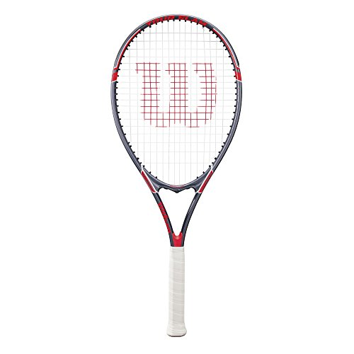 Wilson Tour Slam Red/Black, 4 3/8