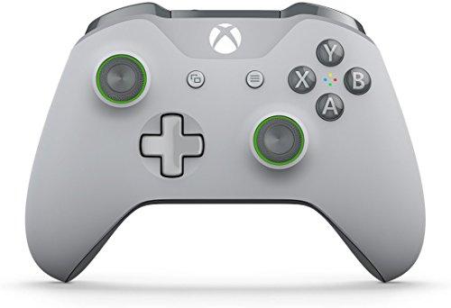 Xbox One Wireless Controller ,Grey/Green