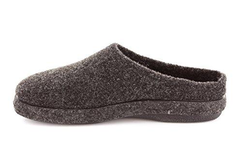 Andres Machado. ESAM001. Zapatillas Alpinas en diferentes colores. Unisex. Todas las tallas de la 26 a la 50. Alpino Negro