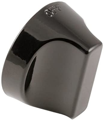 American Range A32001 Gas On/Off Glossy Black Knob by American Range