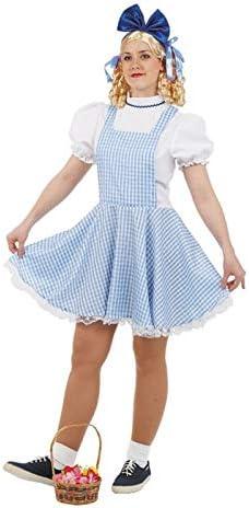 DISBACANAL Disfraces de Dorothy para Chica - -, L: Amazon.es ...