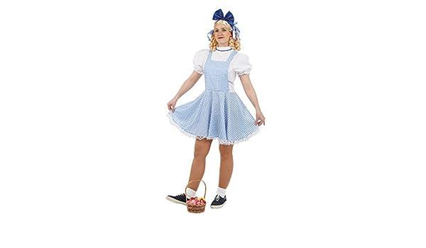 DISBACANAL Disfraces de Dorothy para Chica - -, M: Amazon.es ...
