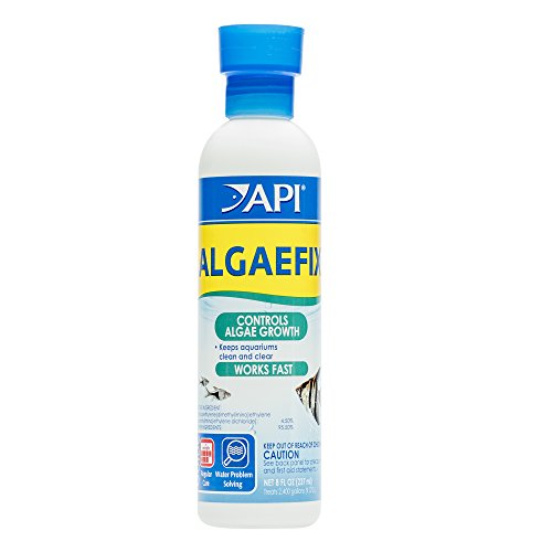 API ALGAEFIX Algae Control Solution 8-Ounce Bottle ()