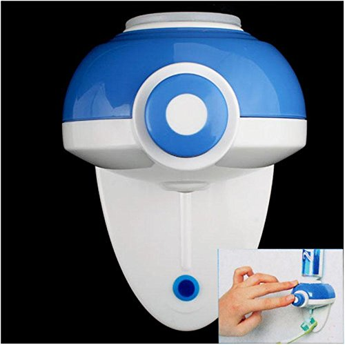 Price comparison product image Touch Automatic Auto Squeeze Out Toothpaste Dispenser