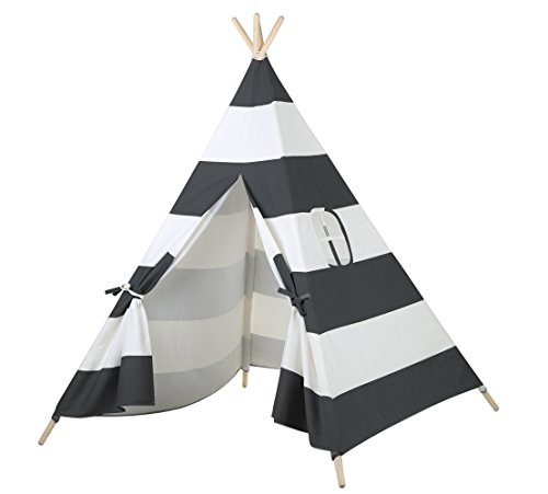 Steegic Kids Play Indian Teepee