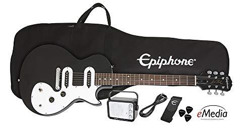 (Epiphone Les Paul SL Starter Pack, Ebony)