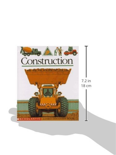 Construction (First Discovery Books) by Brand: Scholastic (Image #1)