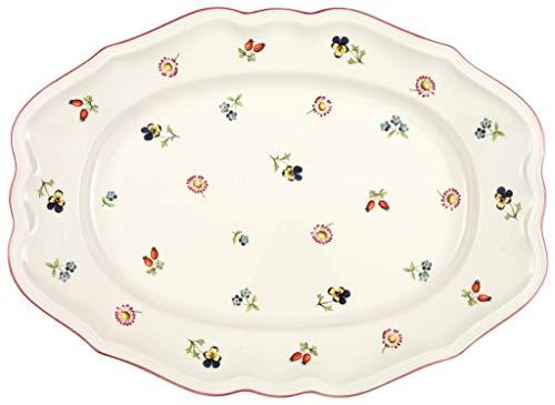 Villeroy & Boch Petite Fleur 14-1/2Inch Oval Platter
