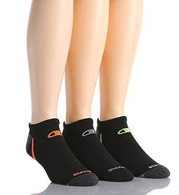 Champion Men's 3 Pack No Show Training Socks