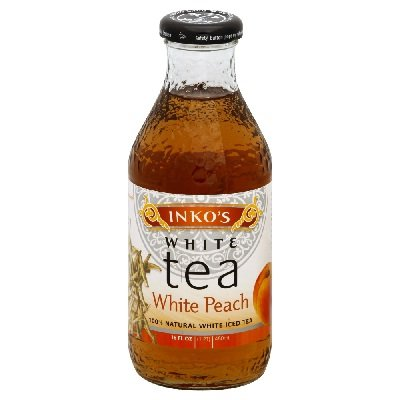 Inkos White Tea Wht Peach White Tea 48x 16OZ by INKOS
