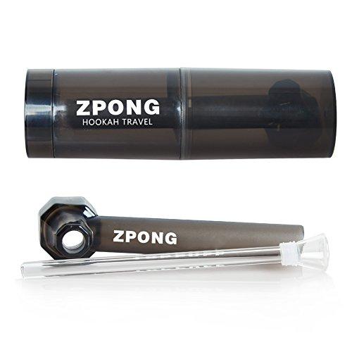 Hookah Zpong 2 in 1 Water Bottle Hookah| Hookah Travel
