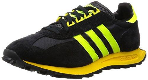 Adidas Originals RACING 1 Zapatillas Sneakers Amarillo Negro para Hombre