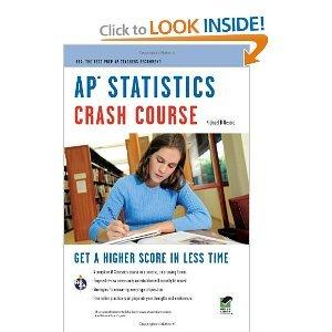 Download AP® Statistics Crash Course Book + Online (Advanced Placement (AP) Crash Course) Pap/Psc edition by D'Alessio, Michael, Advanced Placement, Statistics Study Gui (2011) Paperback pdf epub