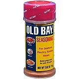 OLD BAY Shaker Bottle Seafood Seasoning, 2.62 oz (Pack - 6)