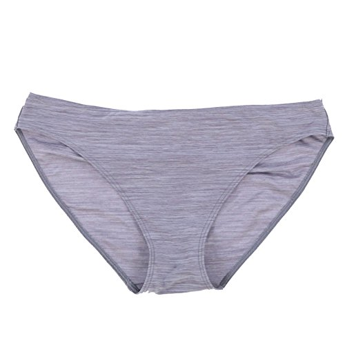 Victoria's Secret Panty Everyday Perfect Bikini (L, Pewter)