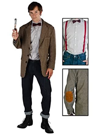 Fun Costumes unisex-adult Doctor Professor Costume X-Small