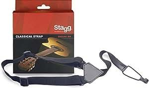 Stagg - Correa para guitarra clásica (náilon)