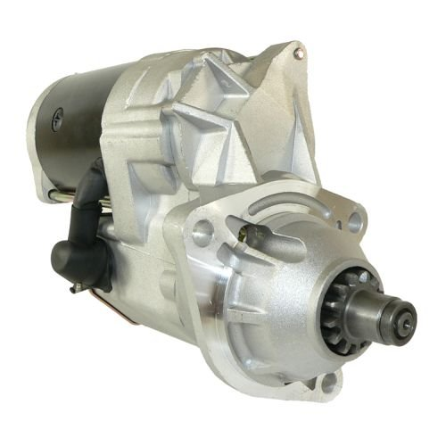 DB Electrical SND0042 Dodge Truck Diesel D,W, Series 5.9 5.9L Cummins Starter For88 89 90 91 92 93 Cummins Industrial 5.9, 80-ON by DB Electrical