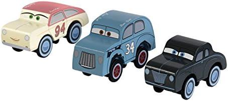 KidKraft 17215 circuito de juguete Pack de Disney Pixar Cars 3 Autódromo Thomasville de madera: Amazon.es: Juguetes y juegos