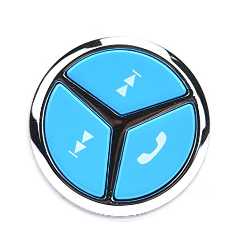 Bluetooth Earbuds,AutumnFall Bluetooth 4.1 Mini Invisible Car Headset,Single In Ear Earpiece Smallest Bluetooth Earbud Earphone (Blue) ()