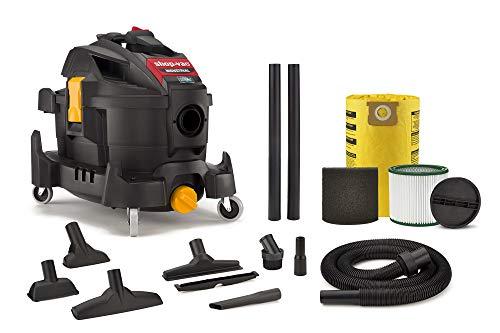 Shop-Vac 5811210 Eagle Eye 12 Gallon 5.5 Peak HP SVX2 Industrial Wet Dry Vacuum
