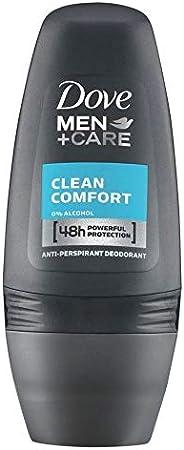 Desodorante Antitranspirante Roll-On Dove Men+Care Cuidado Total 50ml