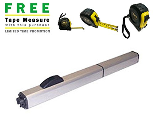Mag Measuring Tape (FAAC 400 CBAC-EG Long Swing Gate Arm Operator Only & Includes A Free Heavy Duty FAS Tape Measure (Part# FAS-TMPROMO18))