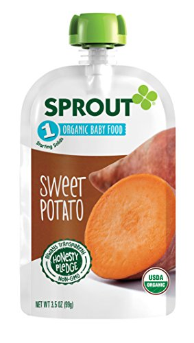 Sprout Organic Baby Pouches Potato product image