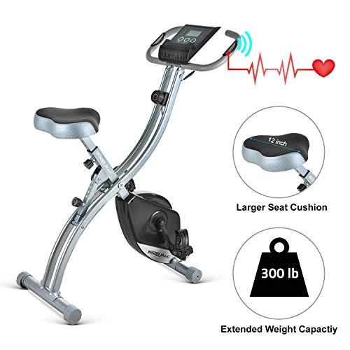 Wonder Maxi Folding Magnetic Exercise Bike