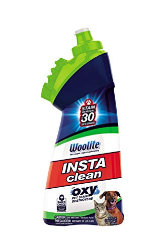 Bissell Woolite InstaClean Pet with Brush Head Cleaner, 1740