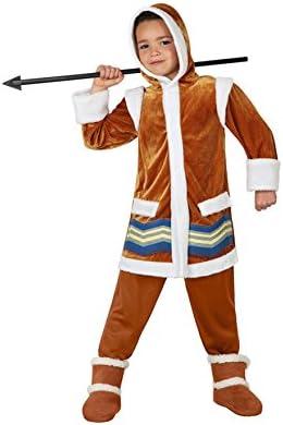 Atosa - Disfraz de esquimal para niño, talla 5-6 años (23601 ...