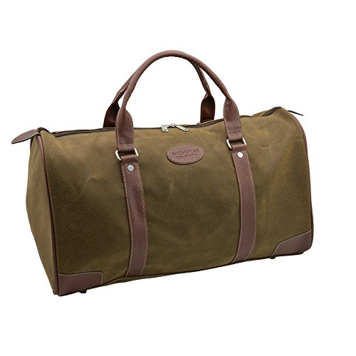 Nicholas Winter Men's Overnight / Weekend Holdall, Duffle Bag