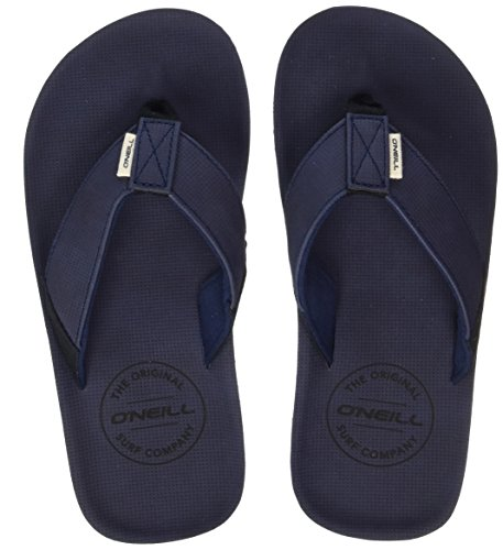 ONeill FB Chad Flip Flops - Chanclas Niños Blau (5046 Atlantic Blue)