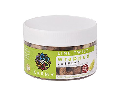 KARMA Premium Wrapped Natural Cashews product image