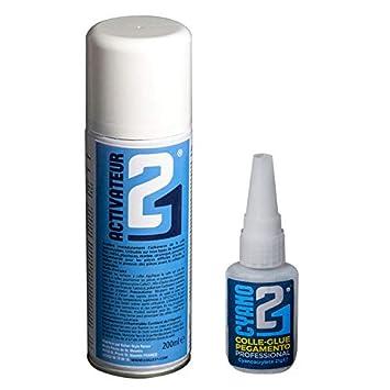 KIT ACTI 21. Pegamento Cyanoacrylato & Activador. PARA MODELISMO Y ...