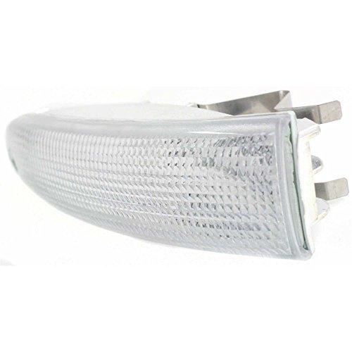 Diften 168-C0817-X01 - New Side Marker Corner Lamp Parking Light Cornerlight Front Passenger Right RH