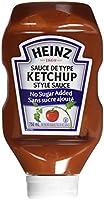 HEINZ Ketchup No Sugar Added 750ML