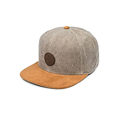 Volcom Men's Quarter Fabric Hat by Volcom Young Men's
