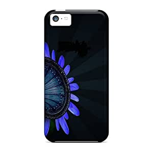 Excellent Iphone 5c Cases Tpu Covers Back Skin Protector Audio Jungle 3d