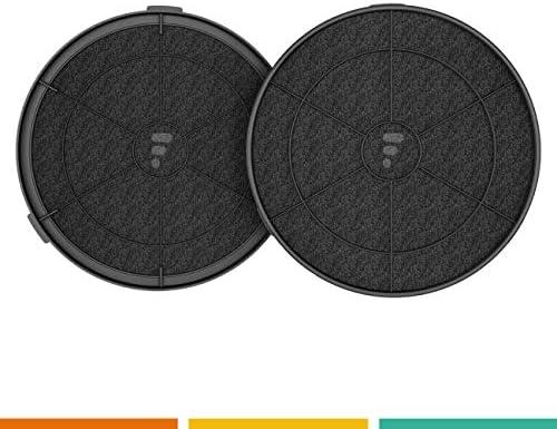 FC51 - Filtro Campana CATAFiltro carbon activo 02859398: Amazon.es: Grandes electrodomésticos