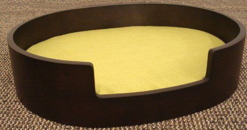 Otis and Claude Sleep Oval : Blue/Green (Mocha, Medium)