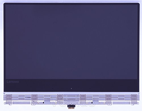Lenovo Yoga 910-13IKB 80VF 910 13.9″ 14.0″ Touch Digitizer, IPS UHD 4K 3840 x 2160 LCD and Bezel Display Assembly