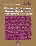 img - for Workbook for Lectors, Gospel Readers, and Proclaimers of the Word 2012 by Graziano Marcheschi (2011-05-04) book / textbook / text book