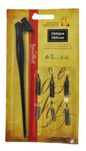 Speedball Oblique Pen Set (SB2968) by Speedball