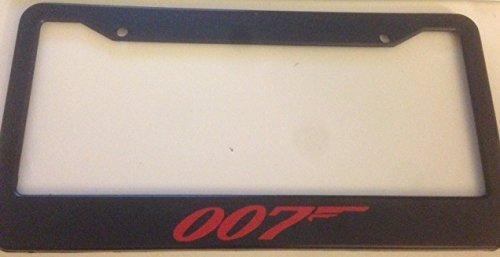 007 license plate frame - 4