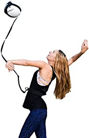 Volleyball Training Equipment Aid - Solo practise for Serving and Arm Swings trainer - Serving like a pro with