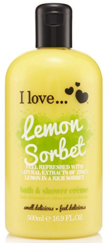 I Love. Lemon Sorbet Bubble Bath And Shower Creme 500ml for $<!--$11.49-->